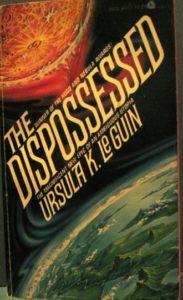 The Dispossessed by Ursula K. LeGuin