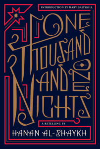 cover art for One Thousand and One Nights by Hanan Al-Shaykh